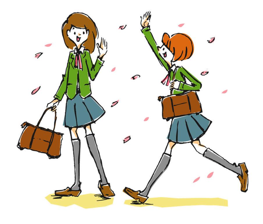 【調査結果】スマホが大好きなのは女子高生