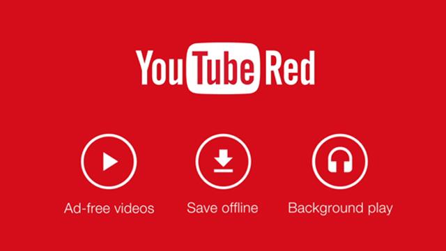 遅れてきた最大手「Youtube Red」のオリジナルコンテンツ配信が2/10にスタート