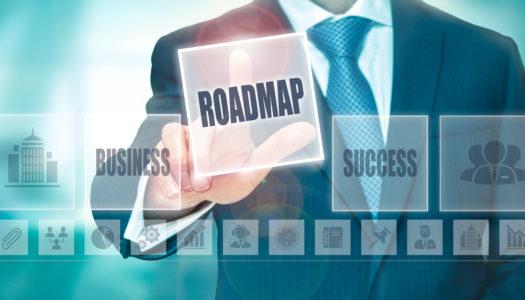 プレゼン、サービスを一歩前へ進める「ロードマップ」の使い方