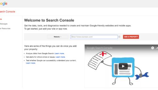 3分でわかる!Googleサーチコンソールの一番基本的かつオススメの使い方